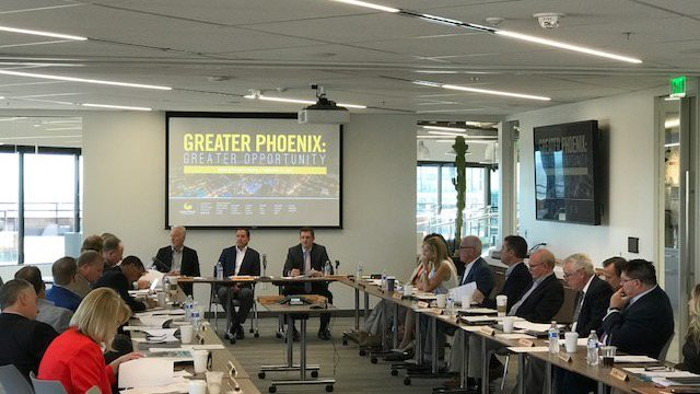GPEC stands out from our peer economic development organizations in that we are fortunate to have the active involvement of the region's and state's leading business and civic leaders sitting at the table