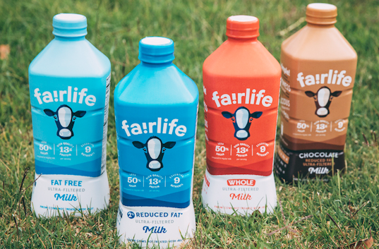 fairlife announced plans to increase overall production capabilities with the construction of a new 300 thousand square foot production and distribution facility in Goodyear, Arizona.